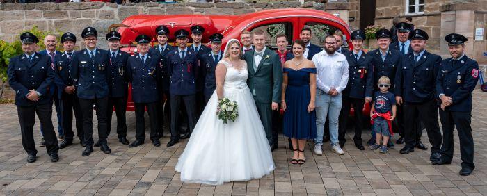 Hochzeit Binder